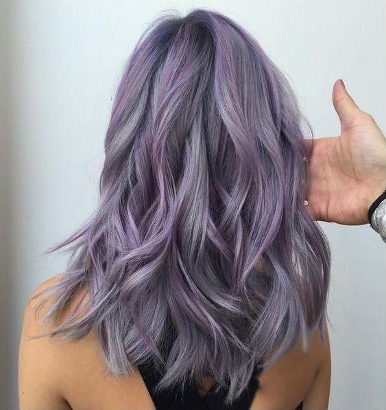 Colores para cabello al hombro que te covencerán a cambiar de look                                                                                                                                                                                 Más