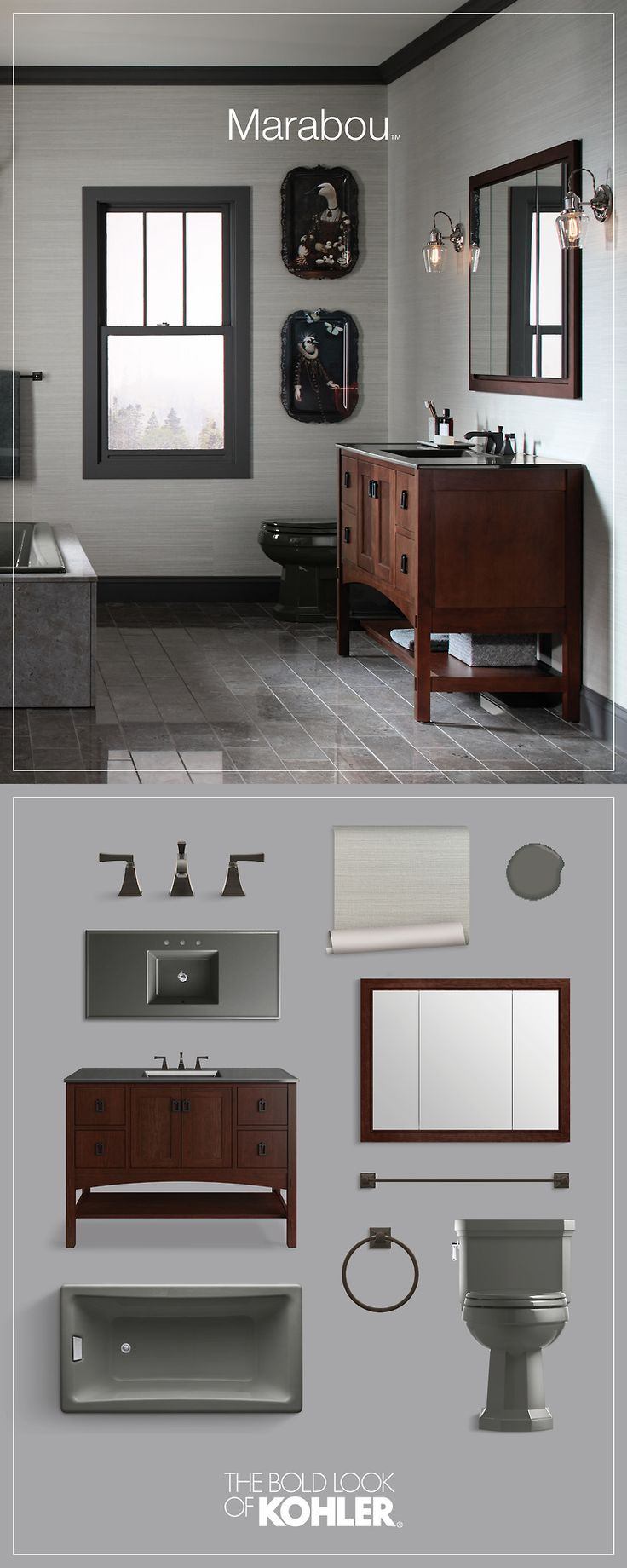 Bathroom Vanity Collections