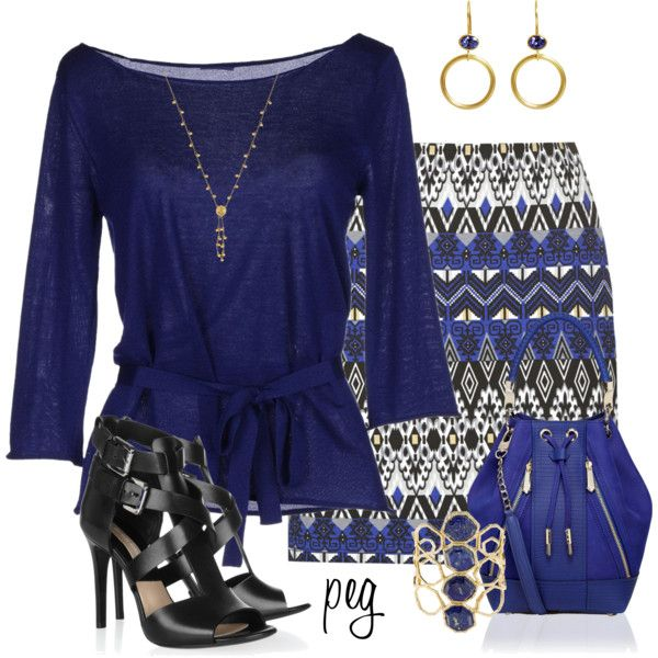 My favorite color...., created by derniers on Polyvore