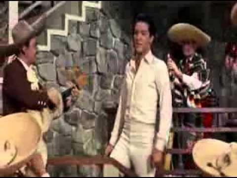 Elvis Presley cantando con Mariachi, Guadalajara!!