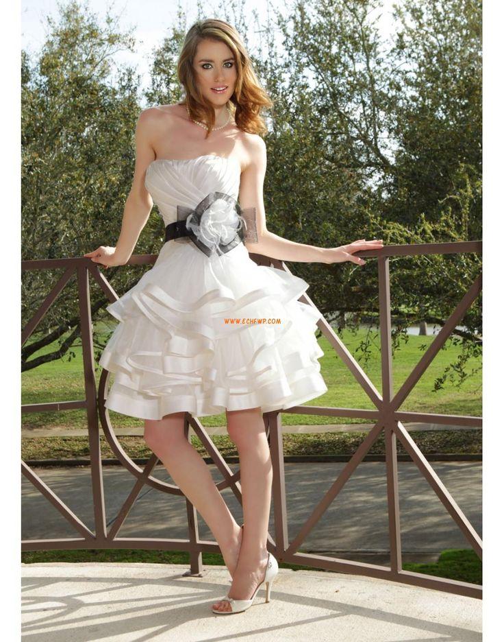 Prinses Glamoureuze & Dramatische Sjerpen / linten Bruidsmode 2014