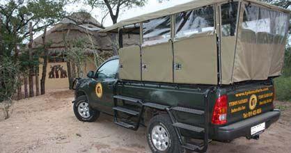 Tydon Safari vehicle