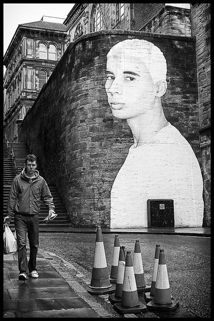 street art edinburgh Son #2 by alexanderjblair, via Flickr