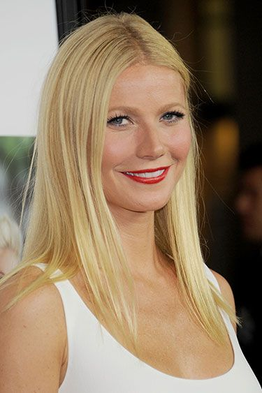 Gwyneth Paltrow beautiful neck requires daily care. Our professionals estheticians recommend  the Swiss Line Perfect Profile Neck Treatment, Remodelling Cream. #neck #neckTreatment  http://shopvillagespas.com/products/cell-shock-perfect-profile-remodeling-cream #ShopOnline #skincreams #NeckCreams