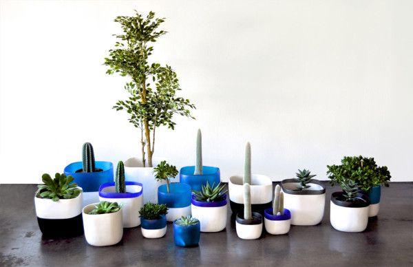 Design Milk - Tina Frey Urban Garden Collection Spring 2015
