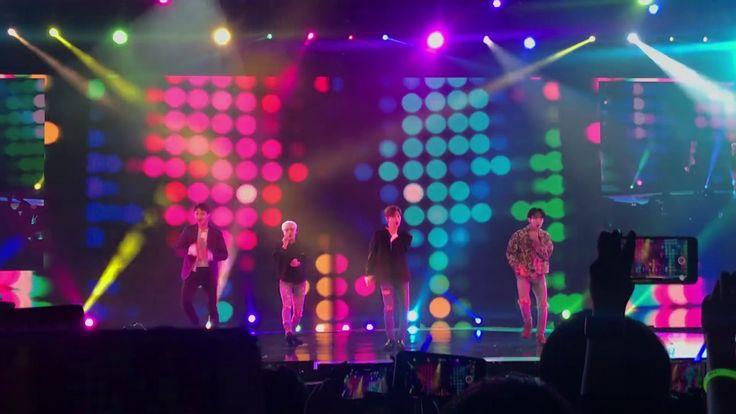 171124 [fancam] View - Shinee @shilla beauty concert in Singapore