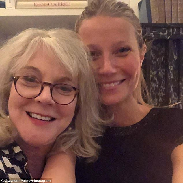 Gwyneth Paltrow sends mom Blythe Danner birthday wishes  Gwyneth Paltrow wished momBlythe Danner happy birthday with a sweet Instagram tribute Saturday.  The Academy Award winner 45 took to social media to celebrate her actress mothers 75th year around the sun with a darling mother/daughter photo.  In the image the Goop mogul and Tony Award-winning star couldnt help but beam while spending quality time together.  Mommy and me!Gwyneth Paltrow wished mom Blythe Danner happy birthday with a…