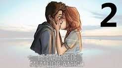 (1) Me enamore de mi Mejor Amigo 2 ❤ - Rap Romantico / Jhobick Zamora FT Ximena Rap (Video Lirycs) - YouTube