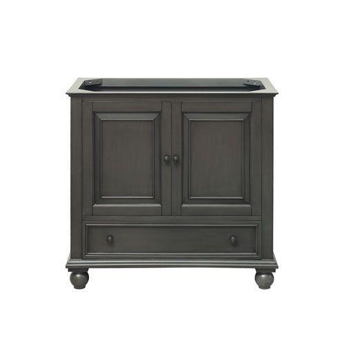 Thompson Charcoal Glaze 36 Inch Vanity Only Avanity Vanities Bathroom Vanities Bathroom Fu