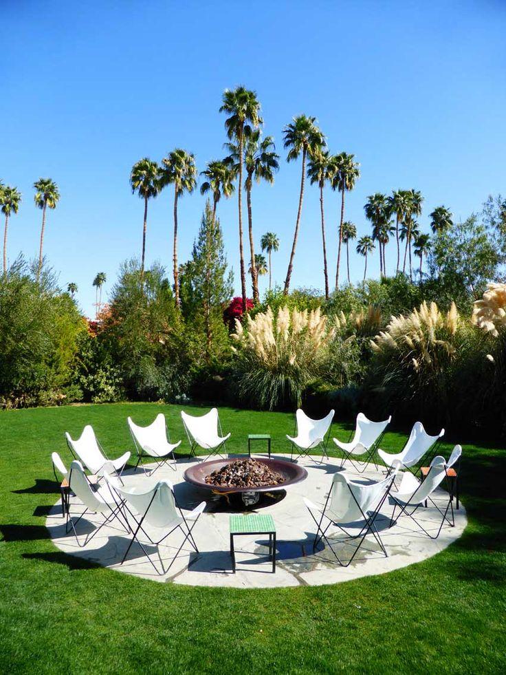 The Parker Hotel. Palm Springs Modernism Week 2014   http://www.yellowtrace.com.au/palm-springs-modernism-week-2014/