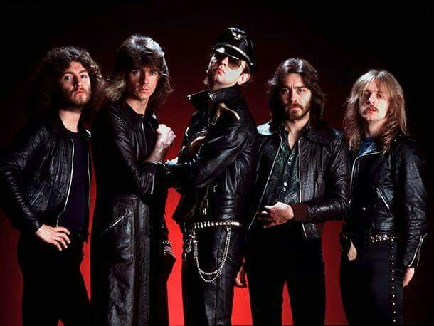 """Judas Priest are an English heavy metal band formed in Birmingham, England in 1970. The band has sold over 45 million albums to date. MTV ranked them the second """"Greatest Metal Band"""" of all time."""