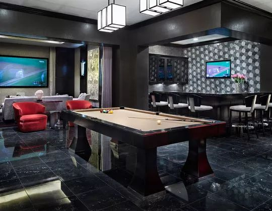 Man Cave Accent Wall : Images about man cave game room on pinterest