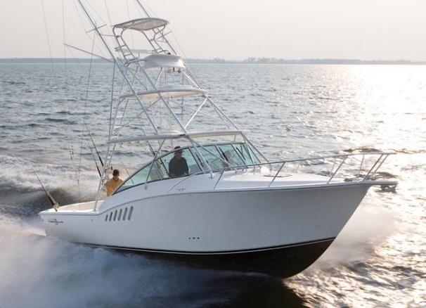 2014 Albemarle 330 Express Fisherman - http://boatshowsusa.com/2014-albemarle-330-express-fisherman.html