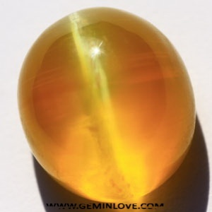 Cat's Eye Opal