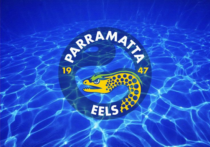Parramatta Eels Blue Sea Wallpaper by Sunnyboiiii