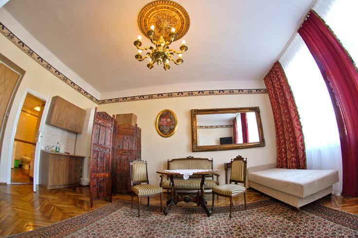 Apartament w Krakowie Książęcy VII - tanie noclegi w centrum. http://apartamenty-florian.pl/krakow