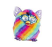 Furby Boom Crystal (Ферби Бум Кристалл) - Радужный, фото 1