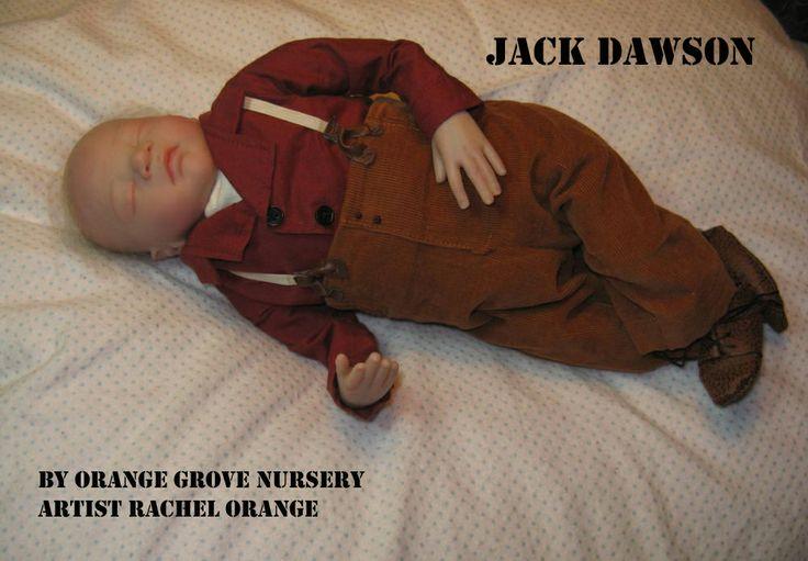 Jack Dawson inspired b...