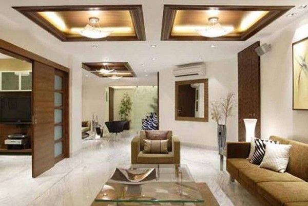 Modern Family Rooms Decorating Ideas