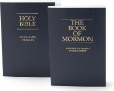 The Book of Mormon http://mormon.org/book-of-mormon/ is another testament of Jesus Christ and serves as a companion scripture to The Holy Bible http://lds.org/topic/bible/ . It draws people nearer to God.