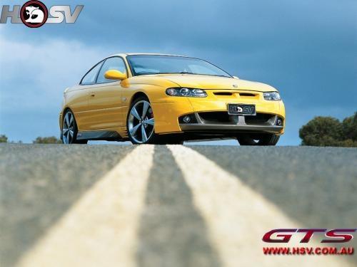 HSV GTS Coupe