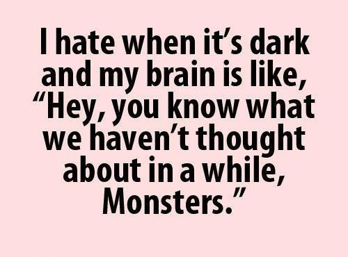 especially when you're walking through your basement.: Giggle, Quotes, So True, Funny Stuff, Thought, Monsters, Scary Movie, Smile