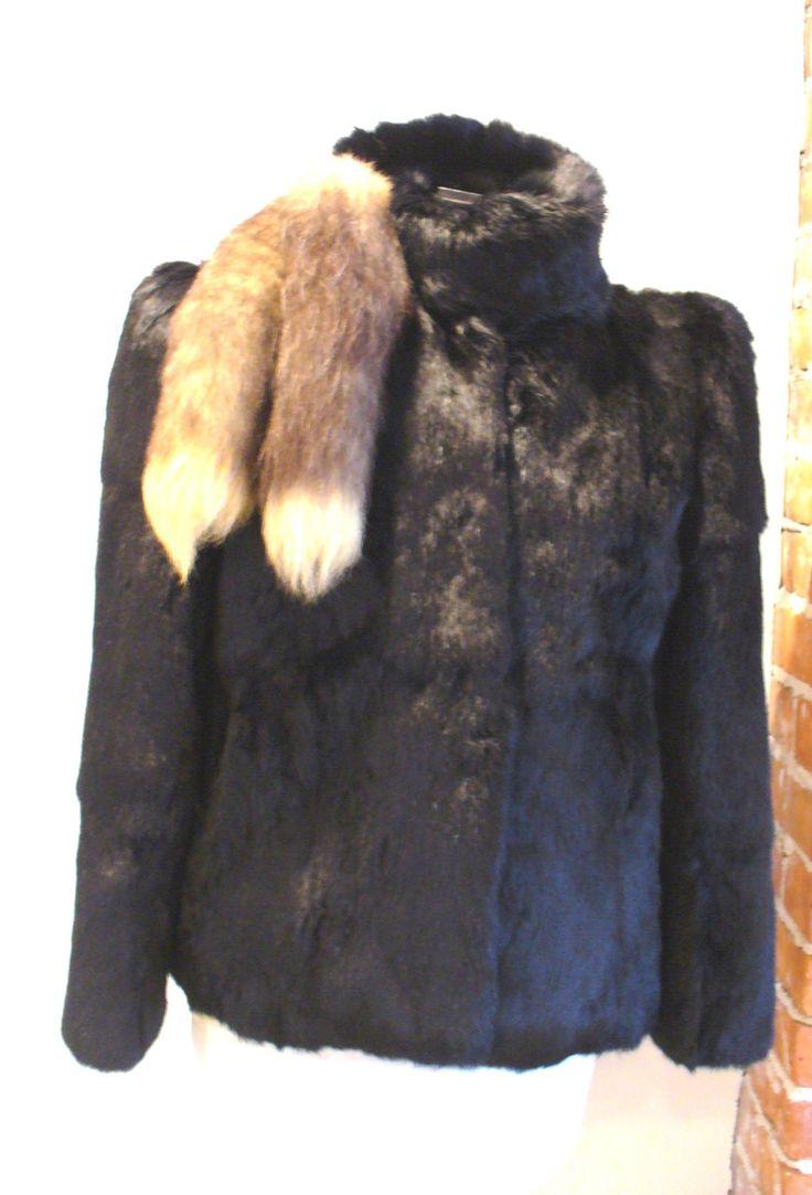 40s beaver chubby coat