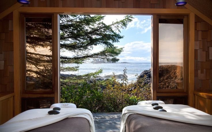 No. 12 The Wickaninnish Inn, Tofino, British Columbia - World's Top 50 Hotels | Travel + Leisure