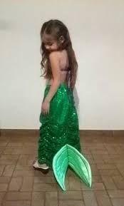Resultado de imagen de disfraz sirenita  zapatos