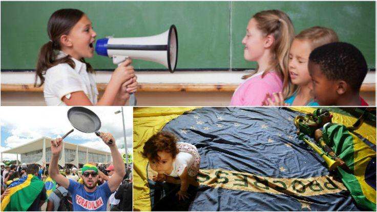 'Estamos ensinando nossas crianças a odiar', diz psicanalista sobre impacto de clima de polarização política no país sobre a infância; como devem agir pais e escolas?