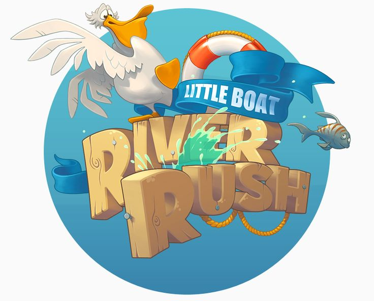 Little Boat River Rush - dynamic boat rider (supports iCade, more game controllers) - Touch Arcade