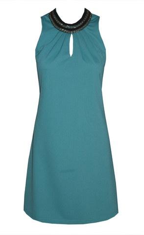 Zara Teal Shift Dress $49.95  www.littlepartydress.com.au