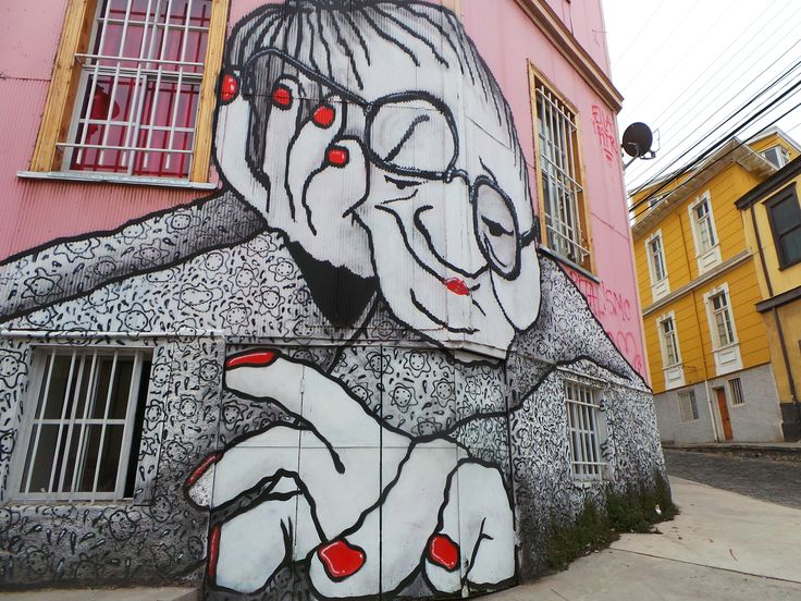 Wonderful Valpo street art
