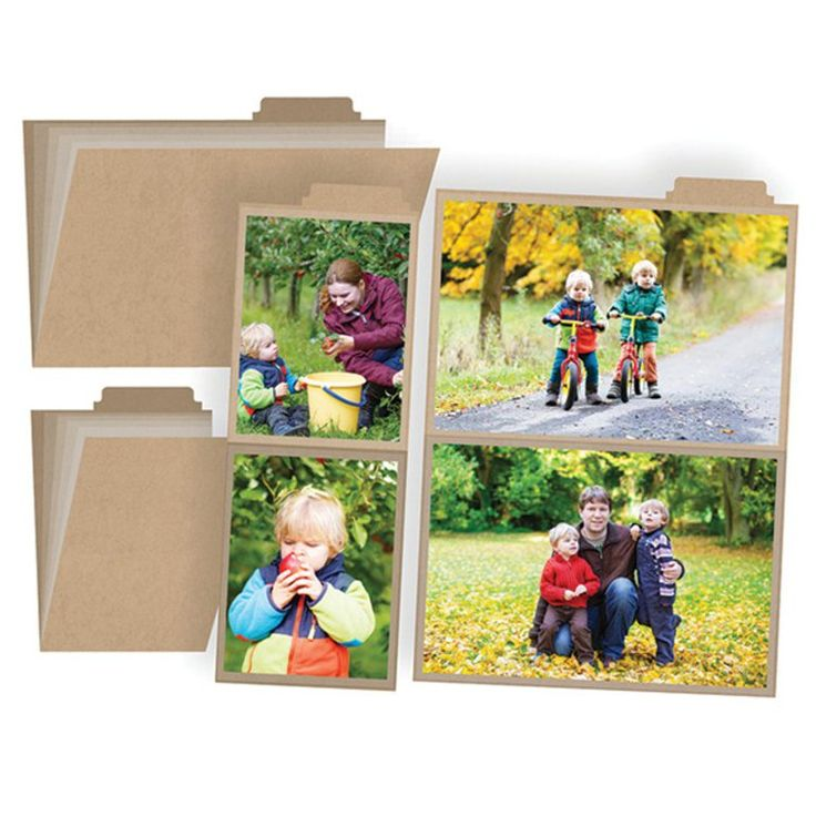 Simple Stories SNAP Photo Booklets at Ali Edwards