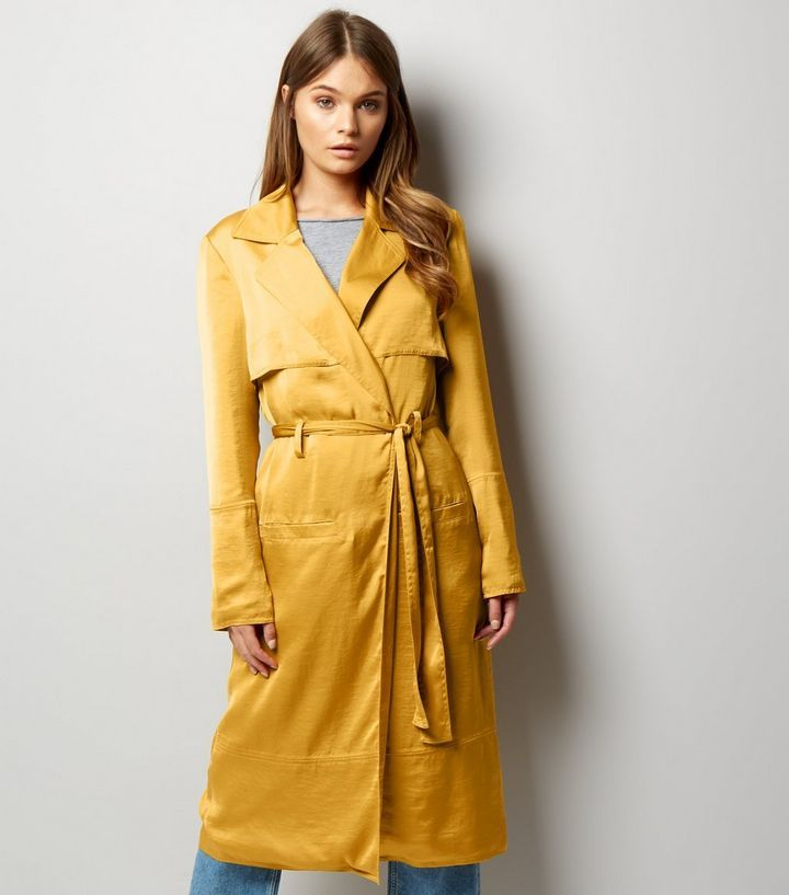 L2017 http://www.newlook.com/row/womens/clothing/jackets-coats/anita-and-green-yellow-sateen-duster-coat/p/530103587?comp=Browse