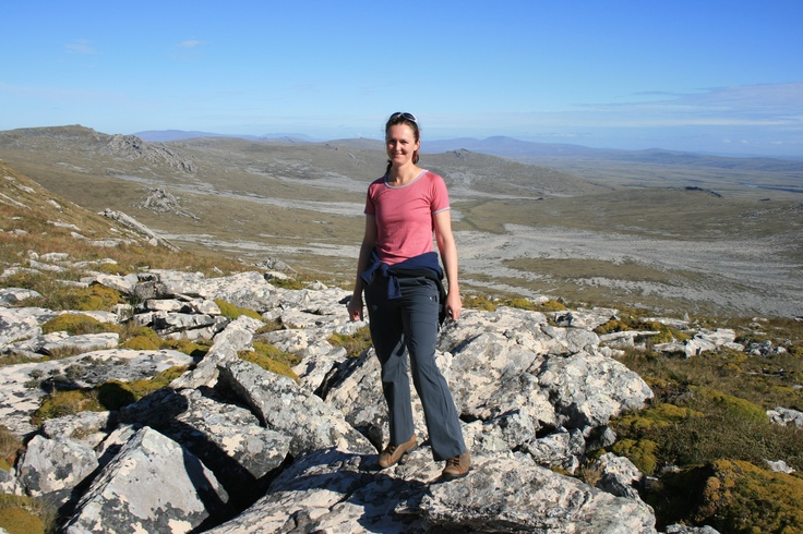 Mt Tumbledown, Falkland Islands #greatwalker