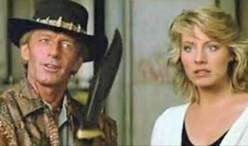 Sweet fixed-blade knives that'll make Crocodile Dundee jealous.