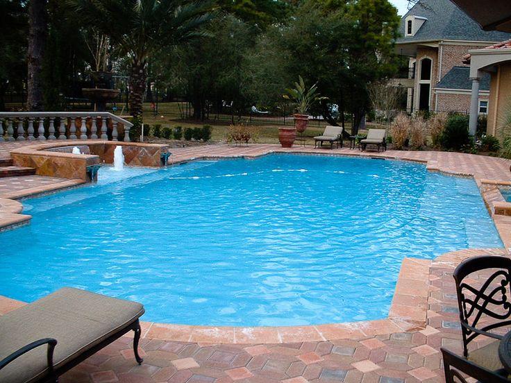 Cypress Custom Pools Roselawnlutheran