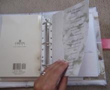9 best wedding card books images on pinterest wedding card book diy wedding card keepsake m4hsunfo