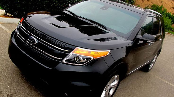 Driven: 2014 Ford Explorer Limited 4WD V6 - RideApart