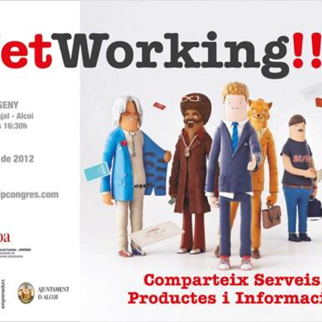 Fes networking 28 de junio 2012