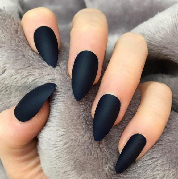 60 Best Lovely Midnight Blue Nail Inspirational Idea You Should Try Page 27 Of 70 Marble Nails Marble Nail Art Marble Nail Designs