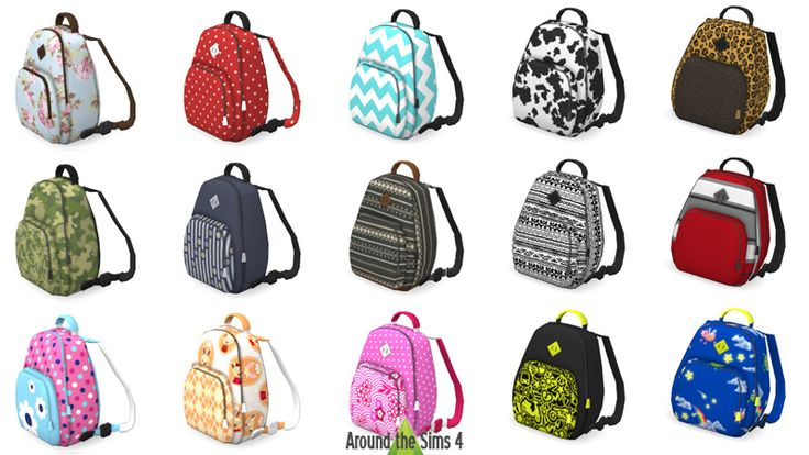 Backpacks                                                       …