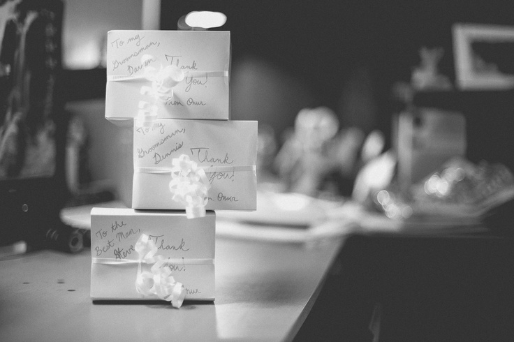 Wedding Gift Ideas Calgary : thankyou #gift from #groom during #calgary #wedding Details ...