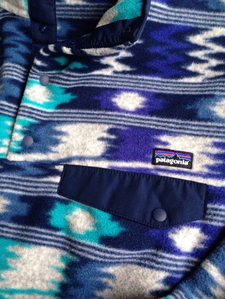 not necessarily this pattern but i LOVE the t-snap fleece pullover by Patagonia! i will probably end up buying this for myself...haha :)