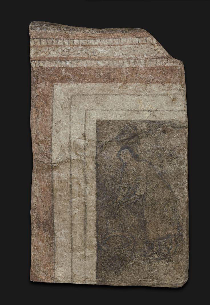 Battistero. Dura Europos (Siria), III secolo (240-245). Fresco a secco. New Haven, Yale University Art Gallery