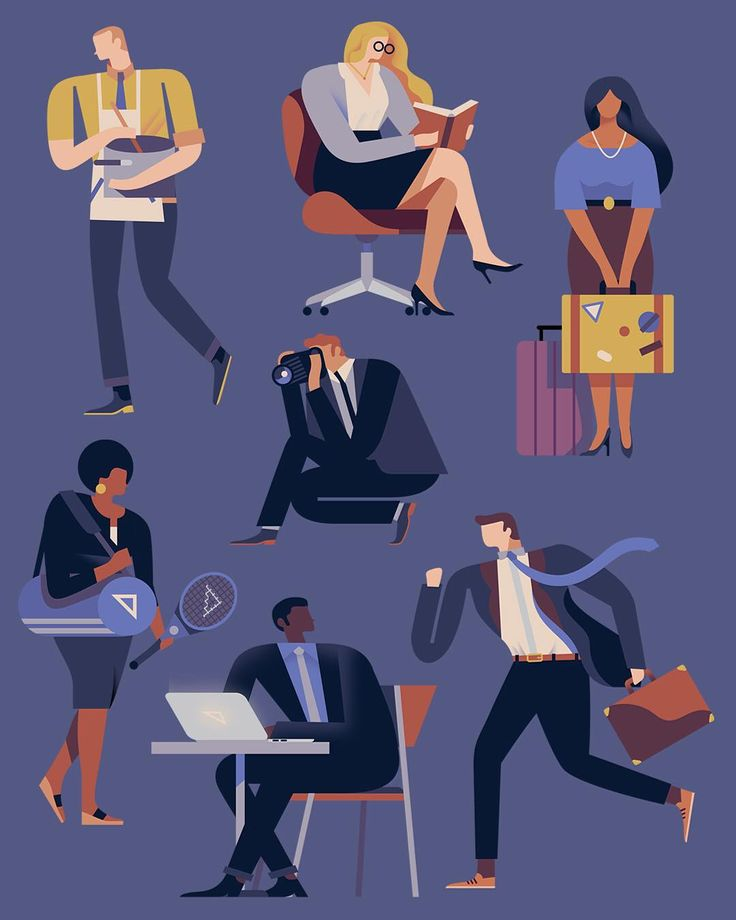 [ Working People ] Owen Davey #gmtrcppl #txtrns