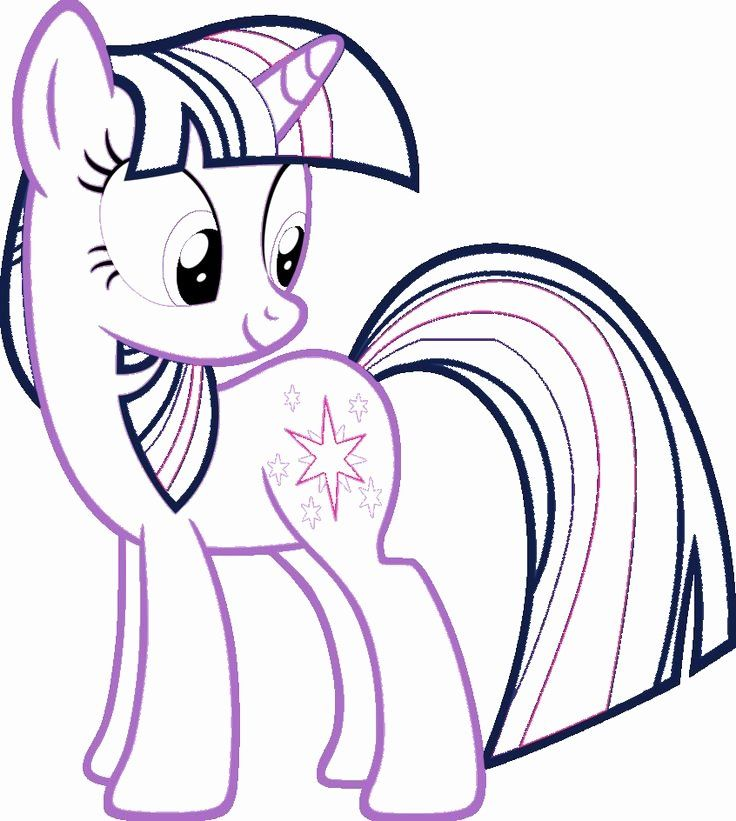 Twilight Sparkle Coloring Page New 9 Best Mermaid Coloring Pages Images On Pinterest My Little Pony Coloring Unicorn Coloring Pages Mermaid Coloring Pages