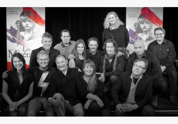 Les Miserables tulee Tampereelle elokuvan vanavedessä.  Kuva: Lehtikuva / handout / Harri Hinkka. - Hämeen Sanomat 29.11.2012