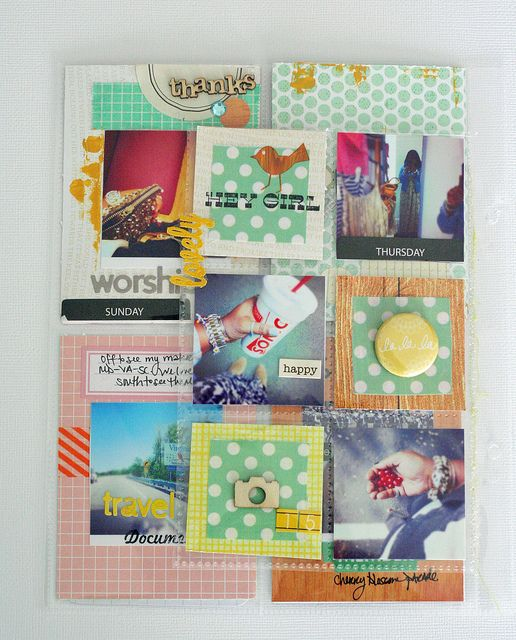 project life week 15  // by @veec: Projects Life 365, Projects 20, Life Inspiration, Projects Life365, Projects Life Scrapbook, Projects Life Weeks, Scrap Projects, Projects Lifejourn, Projects Lifescrapbook